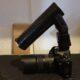 Pringels Makro Blitz-Diffusor auf Kamera