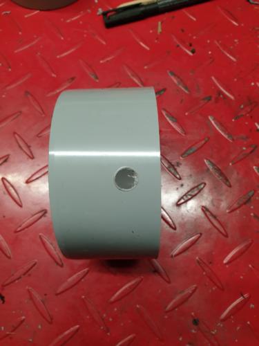 Softbox-Wand-Halterung im Bau (Bild 5)