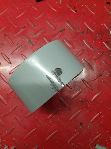 Softbox-Wand-Halterung im Bau (Bild 4)