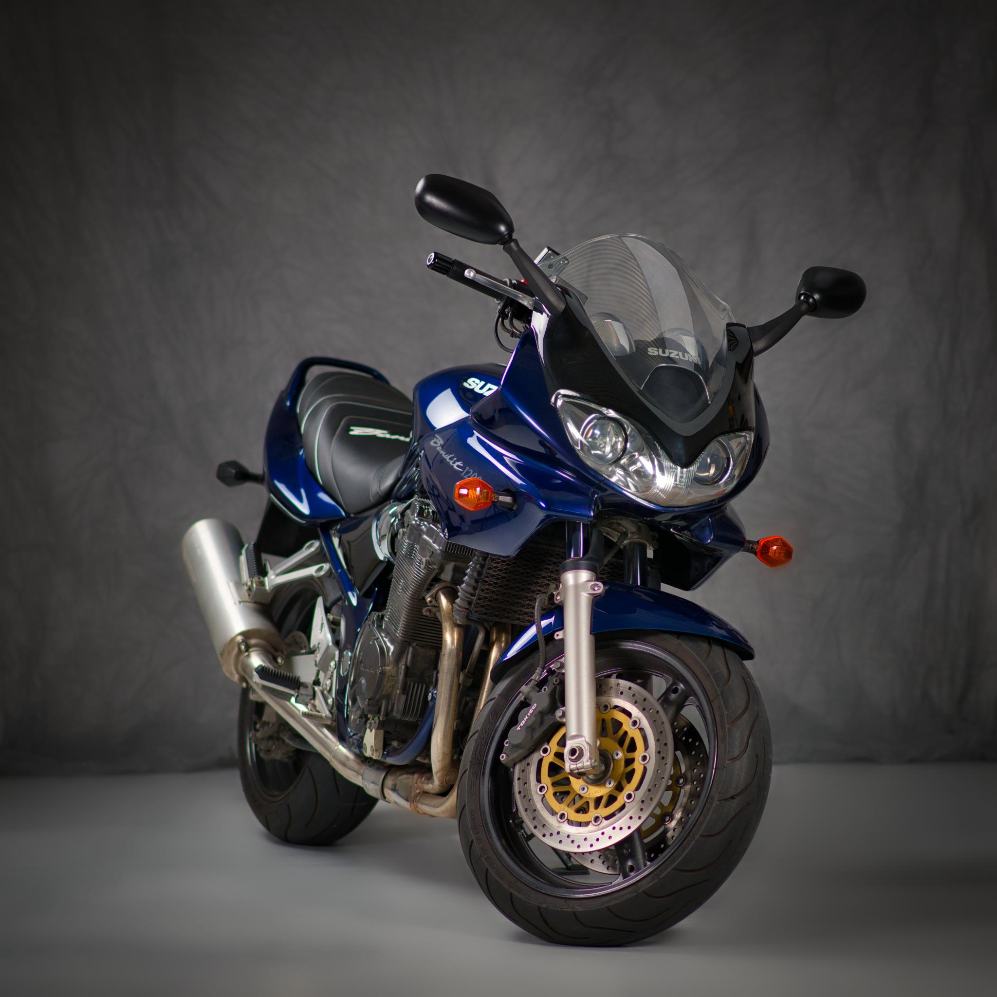 Suzuki Bandit 1200S Studio