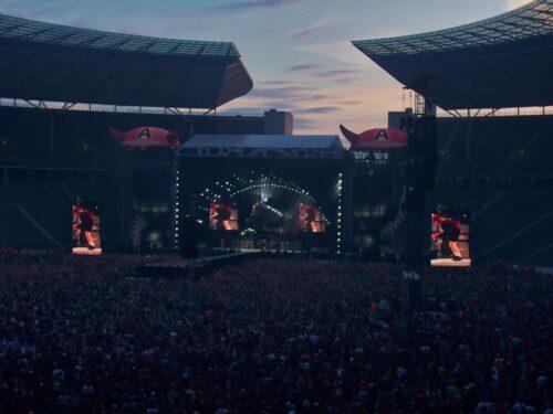 AC/DC Berlin 2010 Olympiastadion
